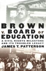 Brown Vs Board of Education by James T. Patterson