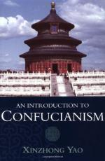 The Influence of Religions on Chinese Culture by