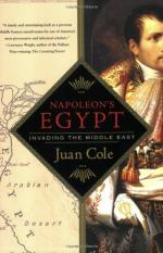 Napoleon in Egypt by