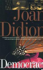 Democratic Development in the New World by Joan Didion