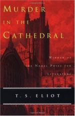 "Literary Devices in ""Murder in the Cathedral"" by T. S. Eliot"