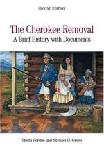 Roleplay as a Geogia Landowner Arguing for the Explusion of the Cherokee from Georgia by