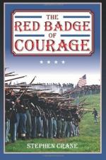 Red Badge of Courage and the Couragous Acts within by Stephen Crane