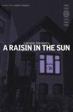 Character in Conflict Paragraph for a Raisin in the Sun by Lorraine Hansberry