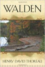 Cutting the Darkness in Walden by Henry David Thoreau