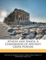 A Comparison of Athens and Sparta by