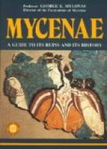 A Comparison of Tiryns to Mycenae by