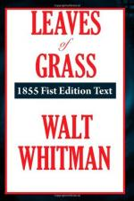 "Whitman's Use of Alliteration in ""Leaves of Grass"" by Walt Whitman"