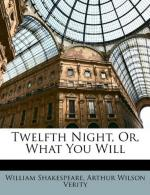 Comedy in Twelfth Night. by William Shakespeare