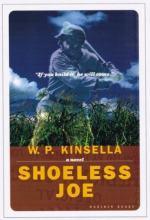 Review of Shoeless Joe by W. P. Kinsella