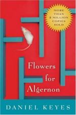 Flowers for Algernon: Emotional Growth by Daniel Keyes