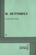 Tone in M. Butterfly by David Henry Hwang
