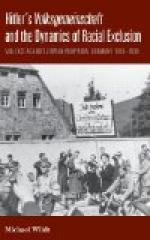 To What Extent Did the Nazis Establish a Volksgemeinschaft? by