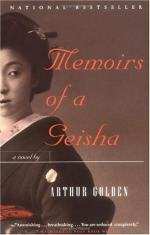 """Memoirs of a Geisha"": Character Relationships with Sayuri by Arthur Golden"