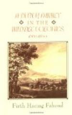 Life in the Middle Atlantic Colonies by