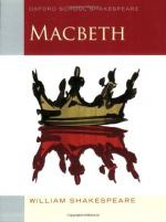 Imagery in Macbeth by William Shakespeare