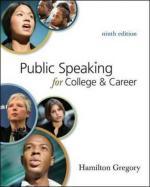 What Makes an Effecftive Speaker by