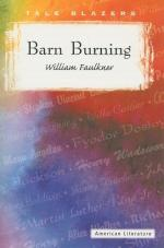 Comparative Analysis of the Lesson and Barn Burning by William Faulkner