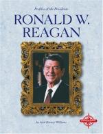 A biography of Ronald Reagan by