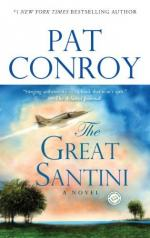 The So-so Santini by Pat Conroy
