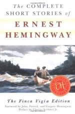 Analysis of Hemingway's Narrative Technique as a Short- Story Writer by