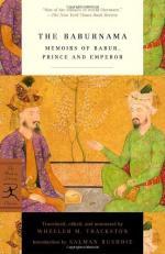 A Biography of Zahiruddin Muhammad Babur by
