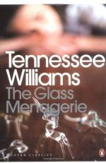 How Does Tennessee Williams Use Playwrites Art in Scene 7 of the Glass Menagerie by Tennessee Williams