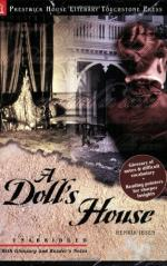 A Doll's House: Christine Linde as Dramatic Foil by Henrik Ibsen