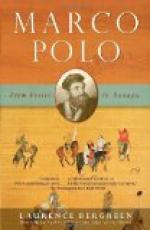 Marco Polo, Fact or Fiction? by