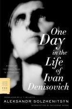 One Day in the Life of Ivan Denesovich by Aleksandr Solzhenitsyn