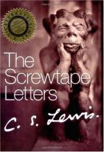 "Symbolism in ""The Screwtape Letters"" by C. S. Lewis"