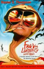 "Drug use in ""Fear and Loathing in Las Vegas"" and ""The Electric Kool-Aid Acid Test"" by Hunter S. Thompson"