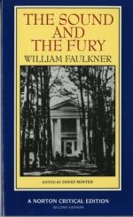 "Paradoxical Sense of Time in ""the Sound and the Fury"", by William Faulkner"