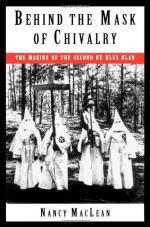 A History of the Ku Klux Klan by