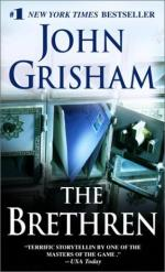 Behind the Scenes of the Government and CIA in The Brethren by John Grisham by John Grisham