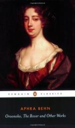 Cross-dressing and Disguise in Aphra Behn's the Rover by Aphra Behn