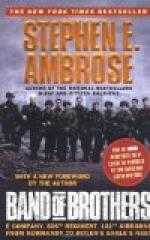 "Summary of Stephen Ambrose's ""Band of Brothers"" by"