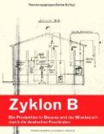 Zyklon-B Gas and Its Use During the Reign of the Nazis by
