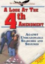 Fourth, Fifth, and Sixth Amendments to the Constitution by