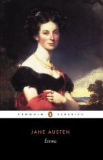 The Values of 19t Century England in Jane Austen's Emma by Jane Austen