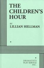 Lillian Hellman's Feminist Concern in the Children's Hour by Lillian Hellman