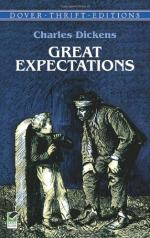 "Imagery in ""Great Expectations"" by Charles Dickens"