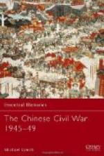 Reasons for Communist Victory in 1949 in the Chinese Civil War by