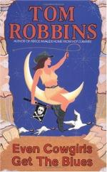 A Little Cowgirl Intuition by Tom Robbins