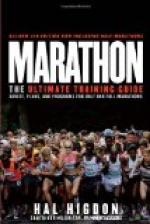 Marathon Preparation by