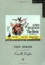 """The Birds"" Transformation from Literature to Film by"