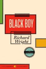 "The Main Characters Actions in Gary Soto's ""Behind Grandma's House"" and Richard Wright's Black Boy by Richard Wright"