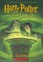 Harry Potter and the Half Blood Prince: A Title Review by J. K. Rowling