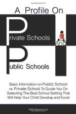 Public Vs. Private School: Whats the Difference? by