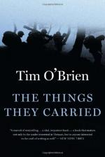 An Examination of Courage in Tim O'Brien's The Things They Carried by Tim O'Brien